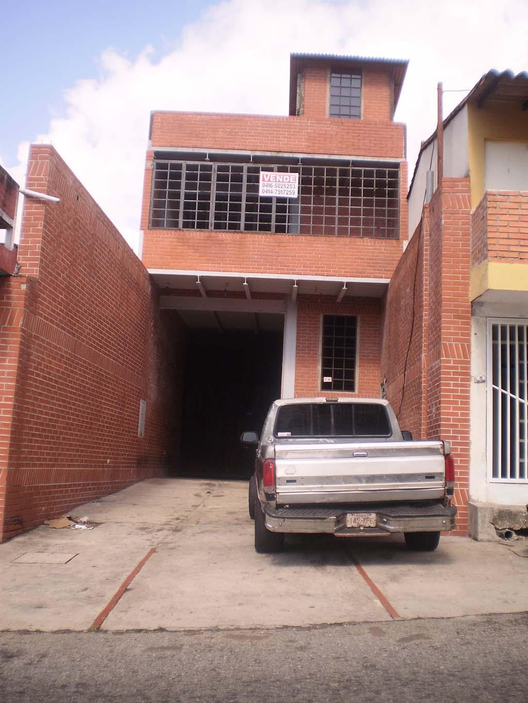 Galpón en Mérida, sector Hoyada de Milla.
