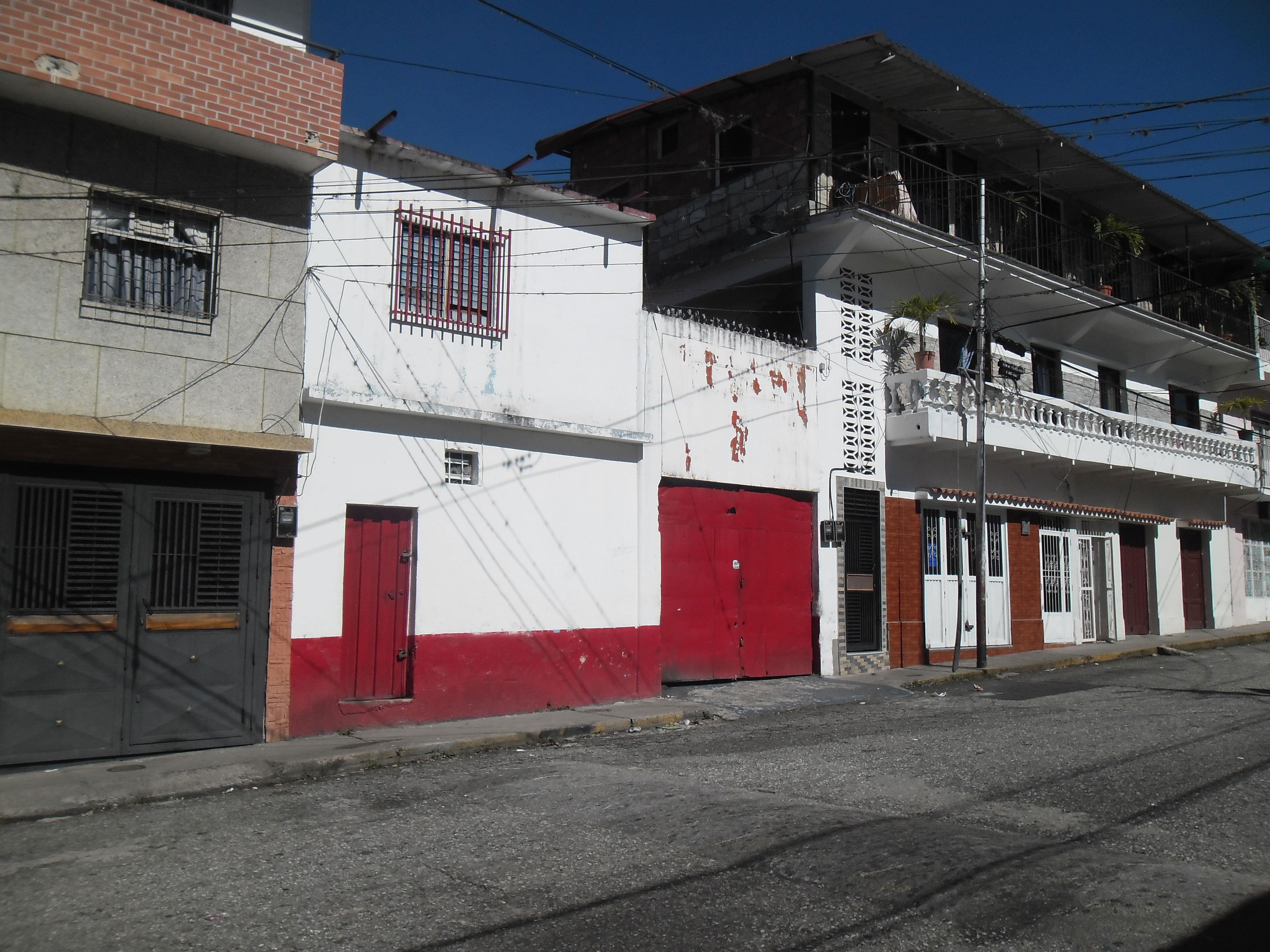 Galpón en Mérida, Sector Santa Elena