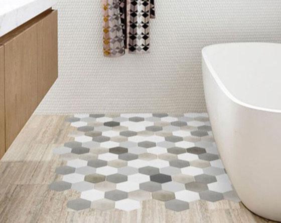 Ideas para renovar los suelos de casa con vinilos - Vinilos decorativos suelo ...