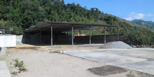 Galpón en Mérida, Municipio Tovar.